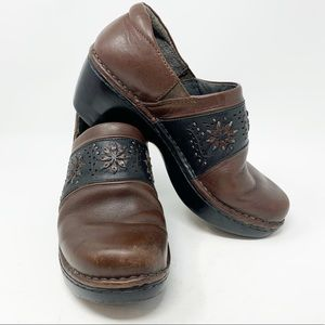 Ariat Leather Clogs | Size 9